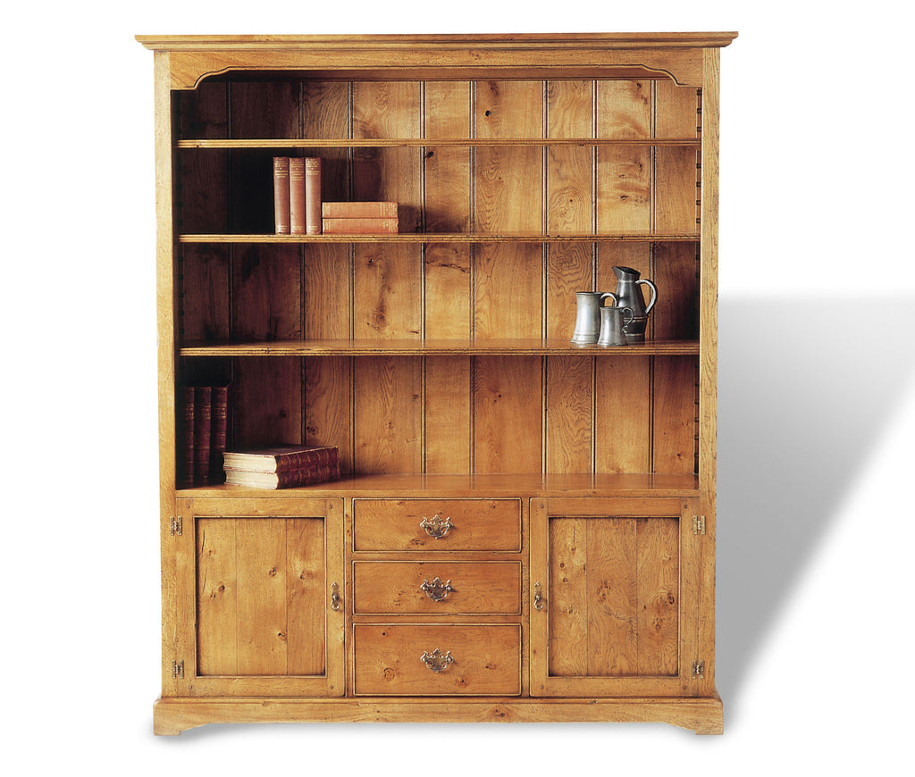 CR272-Clifford-Bookcase-with-cupboard-2-door-3-drw