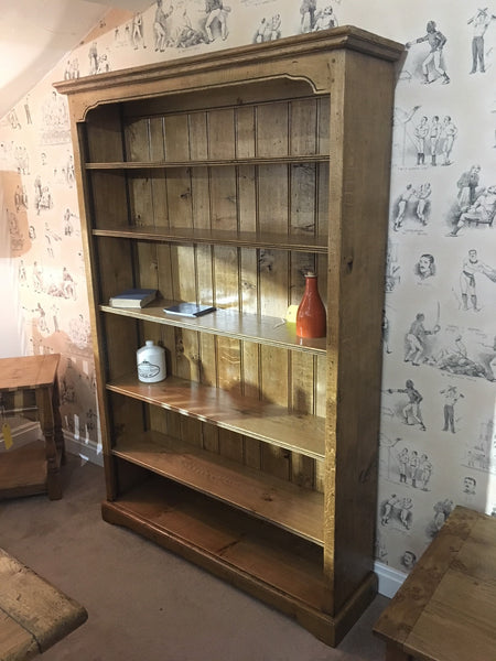 Ex-Display Clifford Open Bookcase
