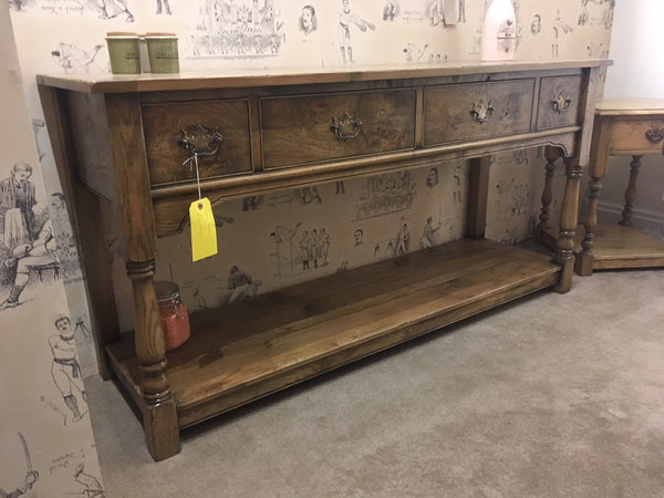 Ex-Display Clifford Four Drawer Side Table
