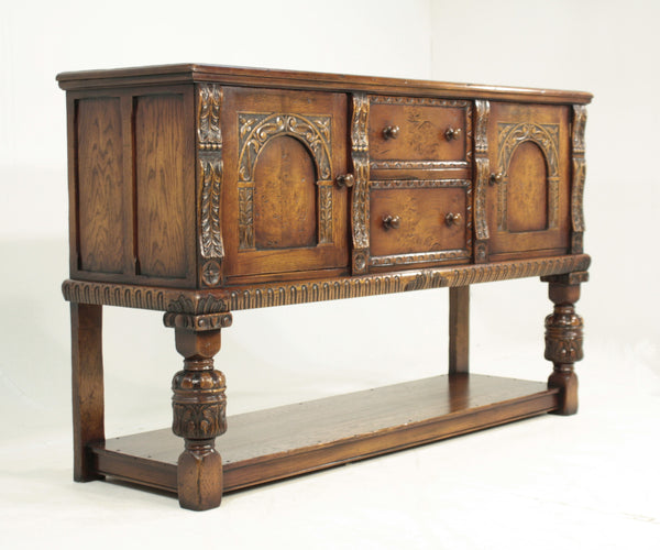 Hampton Carved Sideboard
