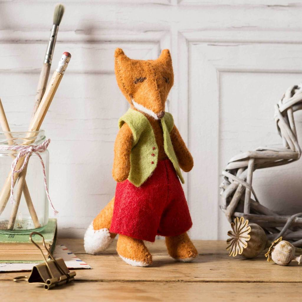 Fergus Fox Craft Kit