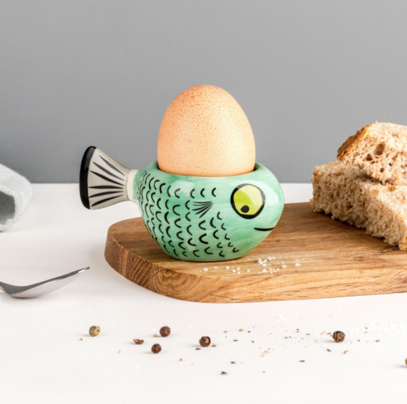 Fish Egg Cup