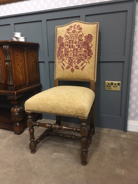 Ex-Display Hampton Cromwell Side Chair