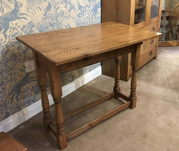 Ex-Display Drop-Leaf Side Table