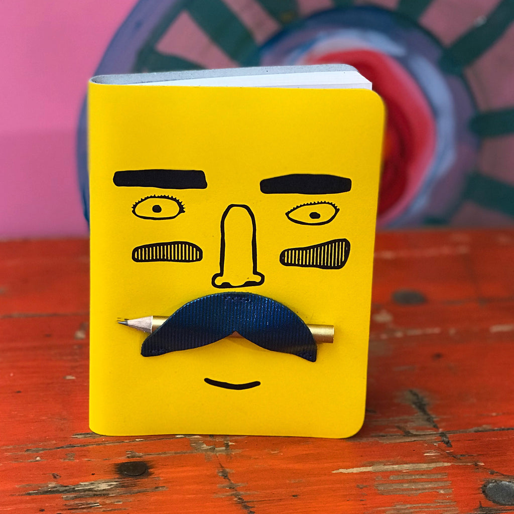 Moustachio Journal