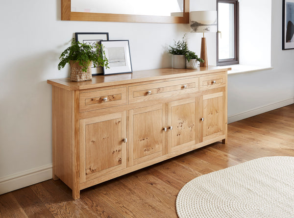 Ex-Display Linton Four Door Sideboard