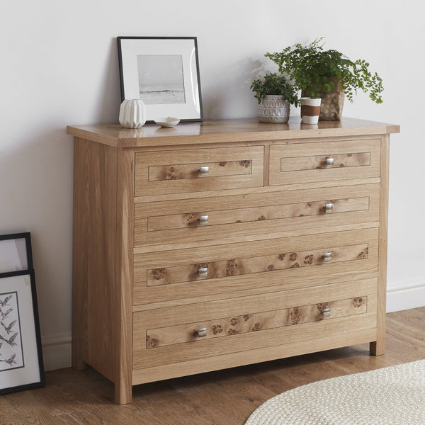 Linton Five Drawer Chest