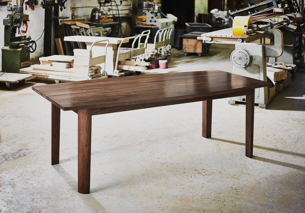 Pateley Walnut Dining Table