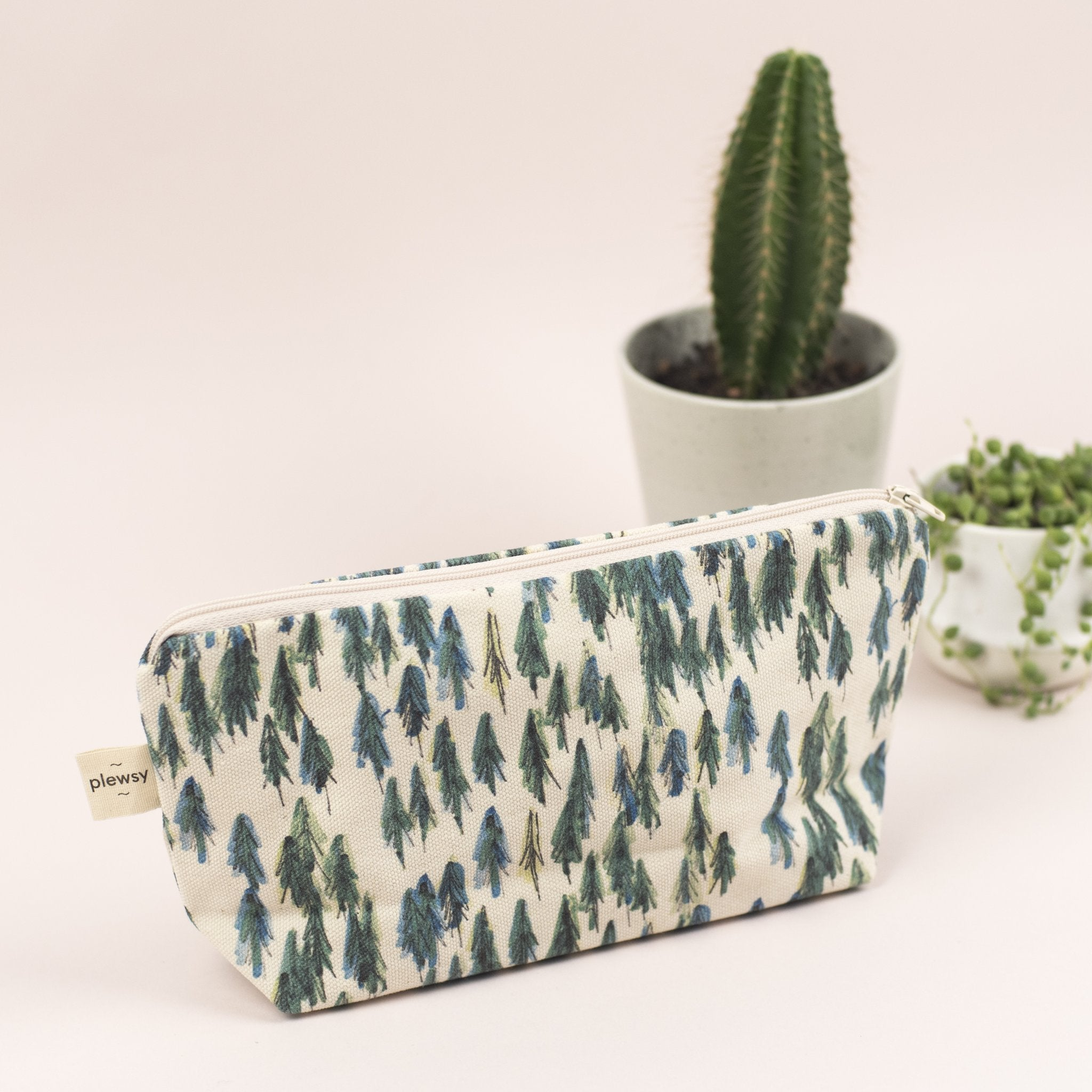 Forest Cosmetic Bag