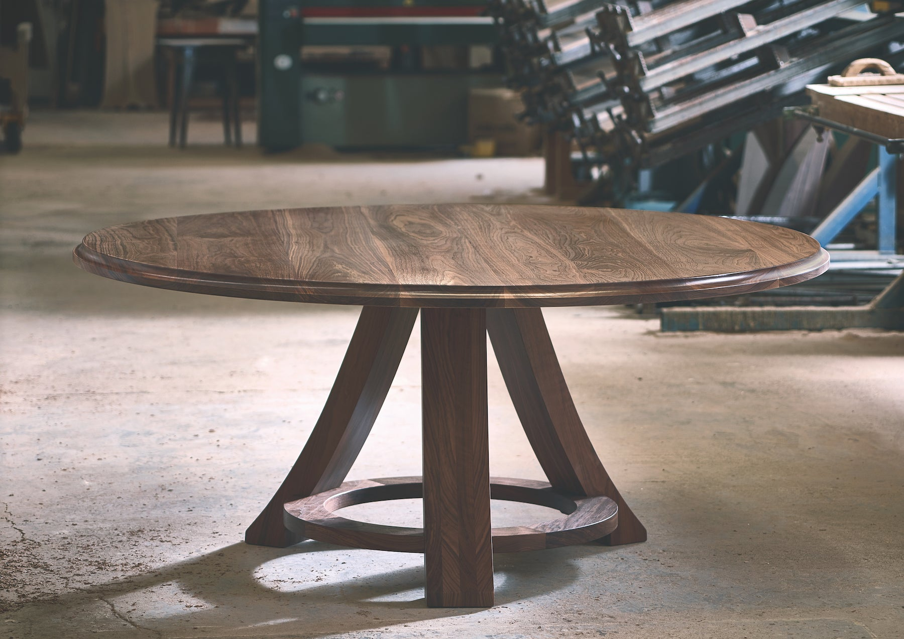 Burnsall Oak Dining Table