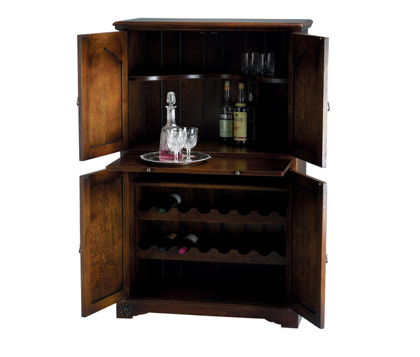 RB526-Balmoral-Drinks-Cabinet-open