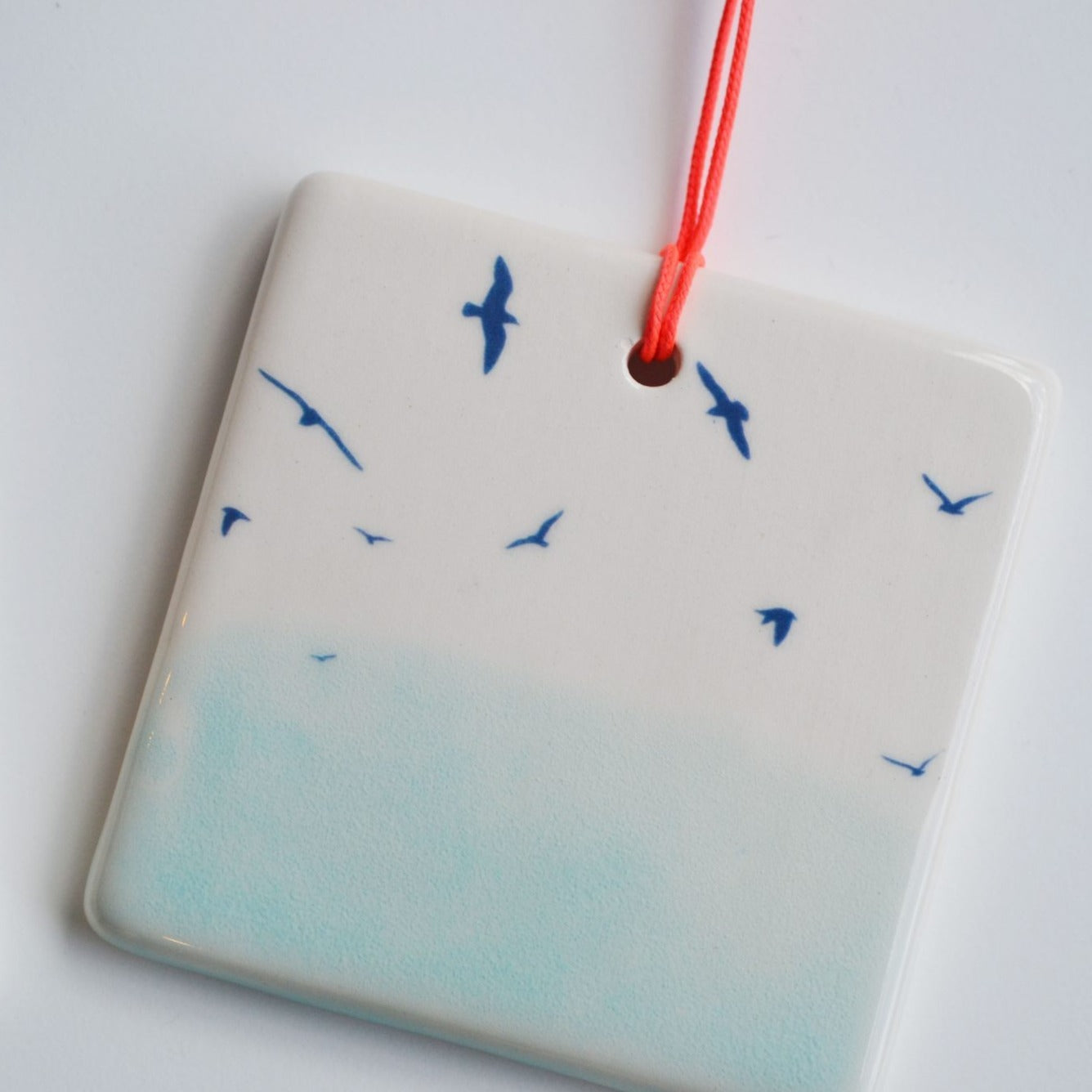 Bird in Flight Tile