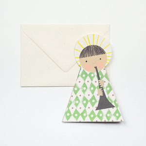 Angel Christmas Card Pack