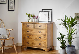 Canterbury Five Drawer Chest