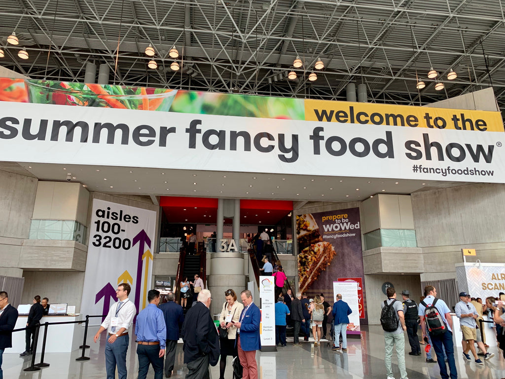 What We Learned From the Summer Fancy Food Show