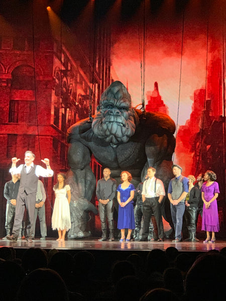 King Kong on Broadway in New York City