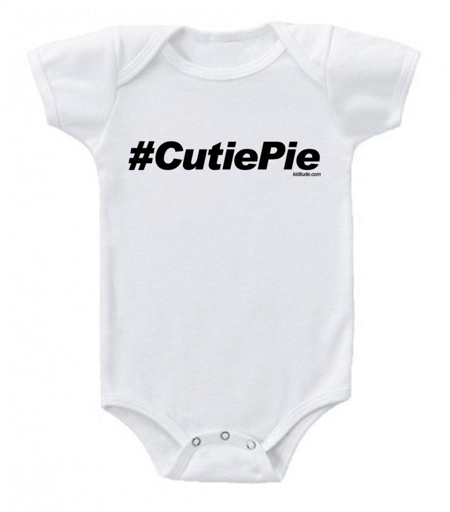 Kiditude® Adds Hashtag T-Shirts to Its Wholesale Line of Rock Baby Clothes in Time for Holiday Shopping