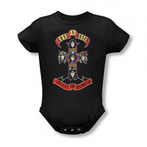 Guns N' Roses Baby Clothes