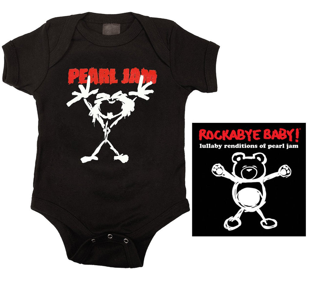 Pick up Pearl Jam Baby Clothes at Kiditude