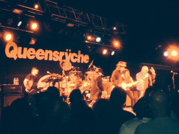 Queensryche Rocks the Jersey Shore
