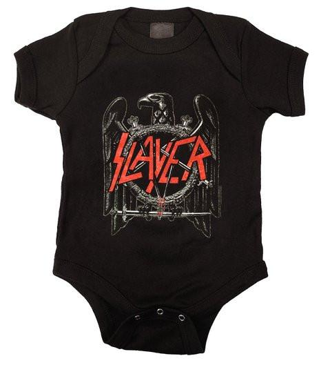 Slayer Baby Clothes and other Metal Baby Clothes