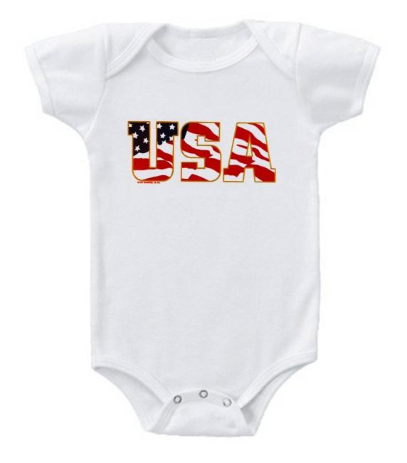 Fourth of July Baby Clothes