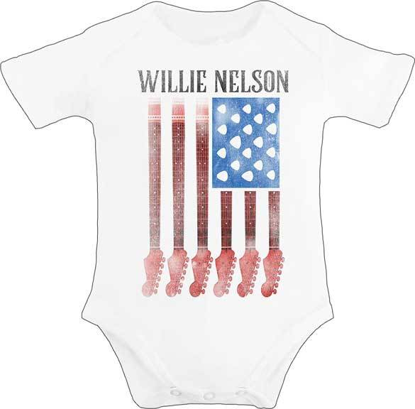 Willie Nelson Baby Gifts