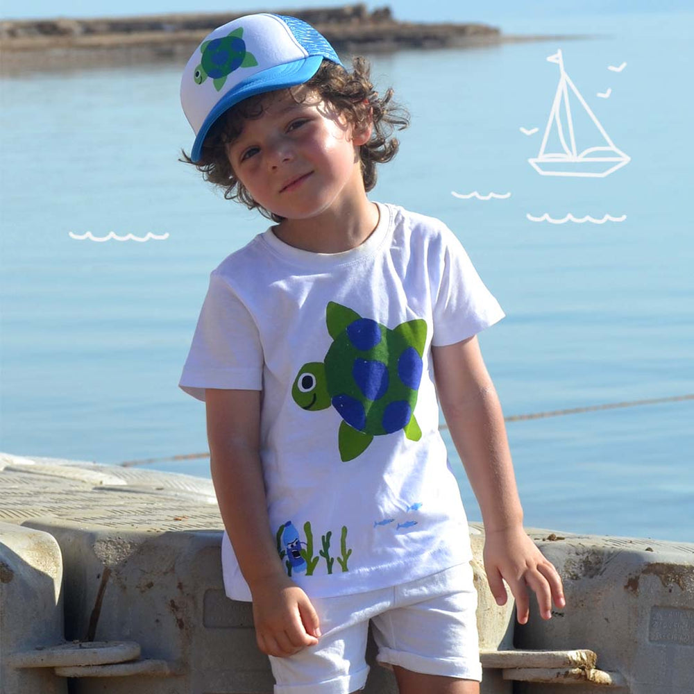 organic cotton tshirts for a cause
