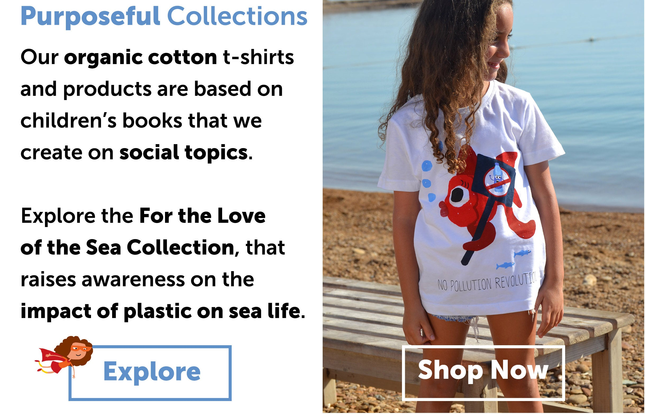 plastic sustainable fashion sea tshirt organic