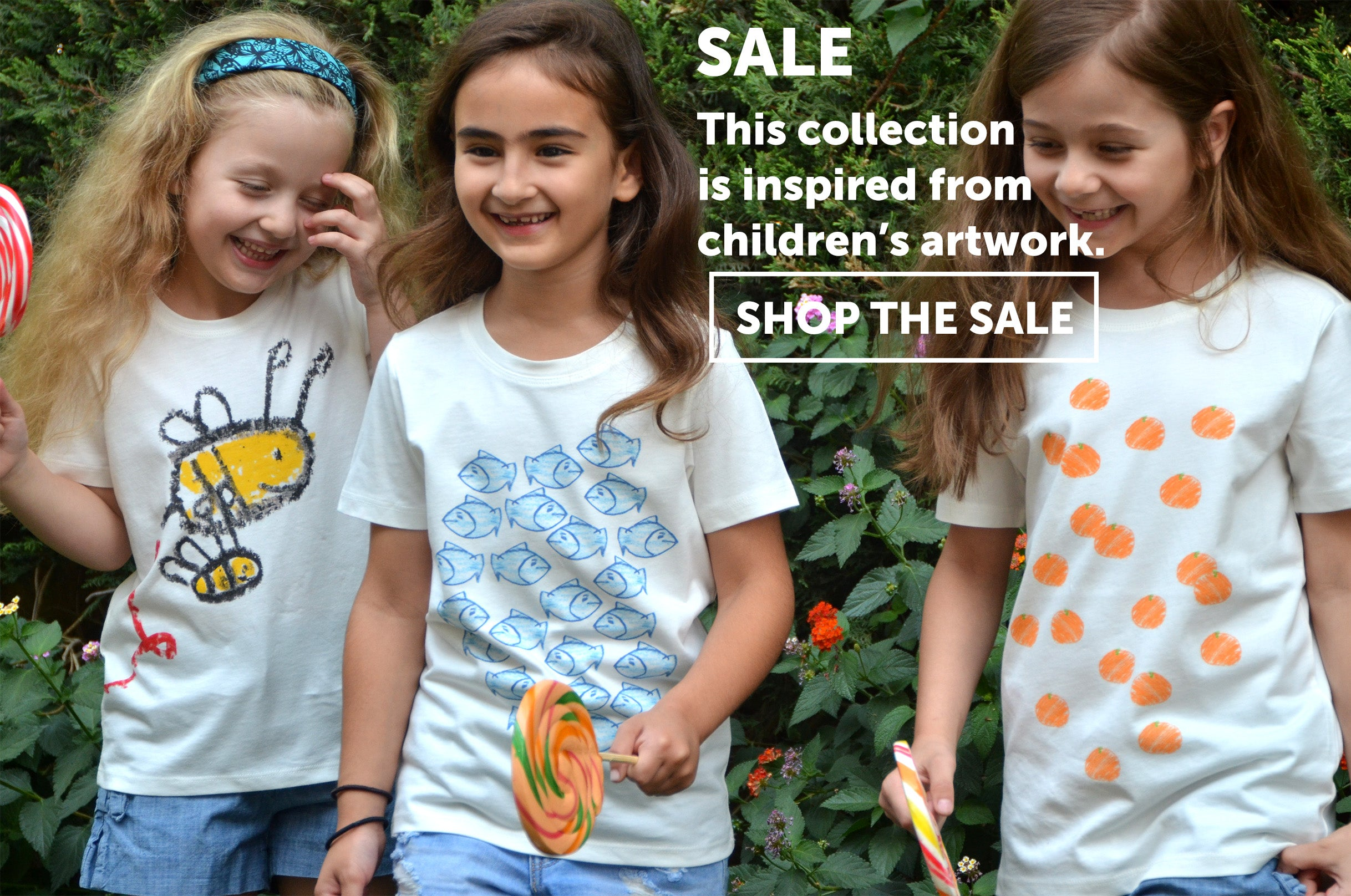 children art tshirt organic social kids