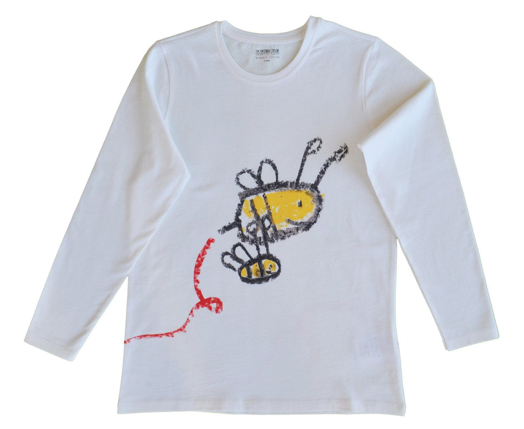 Buzzy Bees Long Sleeve T-Shirt
