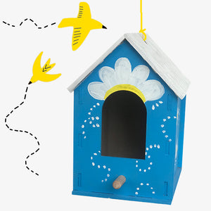 Load image into Gallery viewer, Bird House Craft