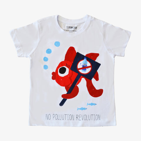 Ruby the Fish Kids T-Shirt