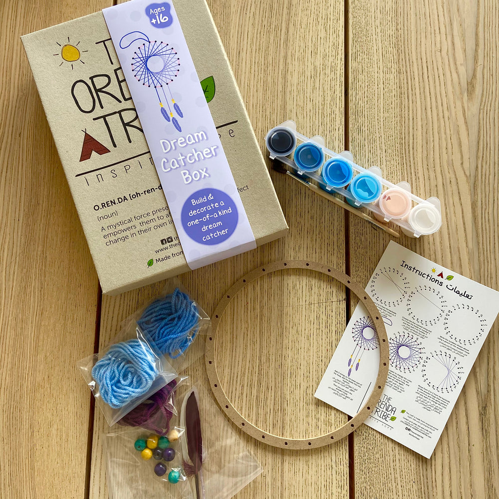 Dream Catcher Craft Box