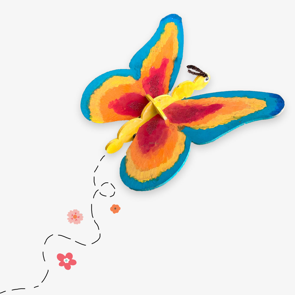 Butterfly DIY Craft