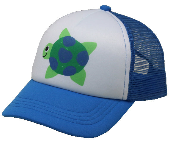 Riley The Turtle Kids Trucker Hat – The Orenda Tribe 89cb4486b634