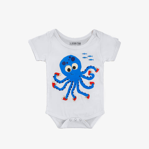 Jaden the Octopus Baby Onesie