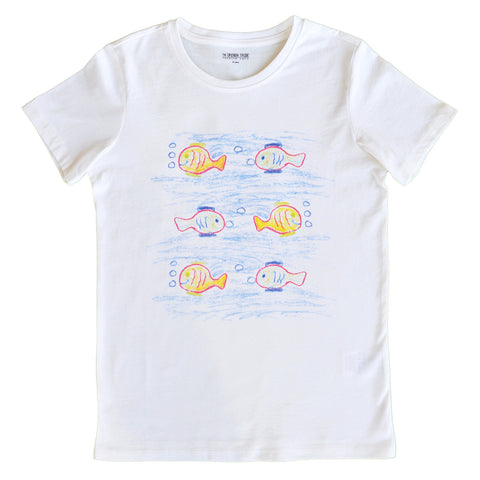 Smiley Fish T-Shirt