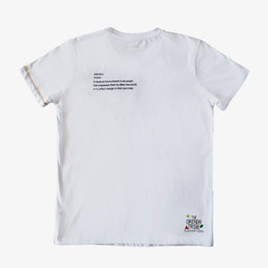 Load image into Gallery viewer, ethical and sustainable organic cotton men's tshirt tepee
