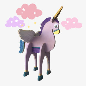 unicorn kids do-it-yourself DIY arts and crafts