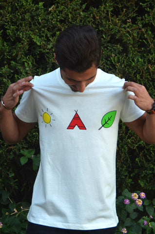 The Orenda Tribe Elements T-Shirt - Men