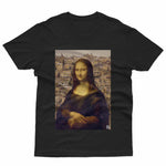 Mona lisa T-Shirt - Saleh Studio