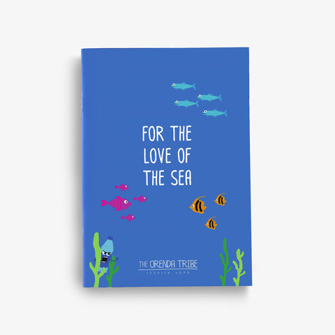 For The Love of The Sea Book
