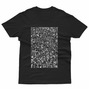 Load image into Gallery viewer, Amman one-line T-Shirt - Saleh Studio