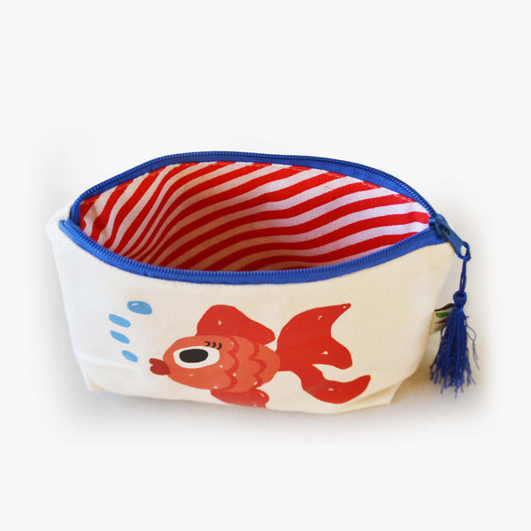Ruby The Fish Pouch