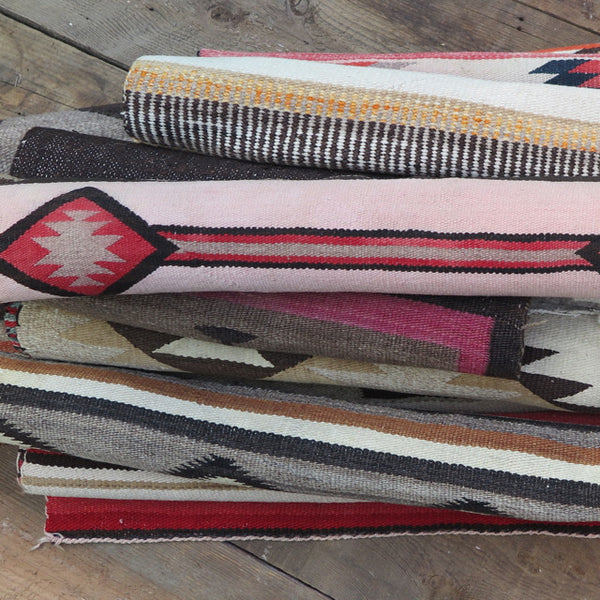 Handwoven Rugs - FOUND&MADE