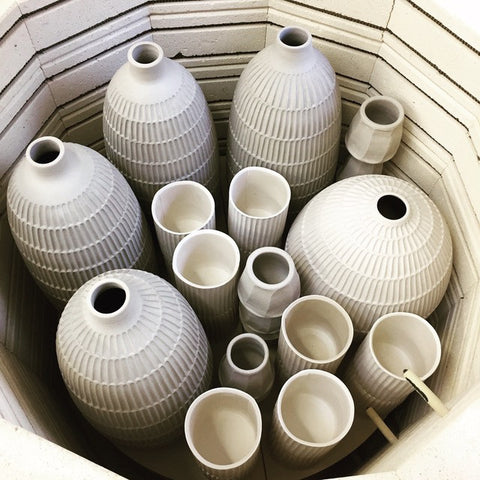 Mt Washington Pottery Kiln - FOUND&MADE blog