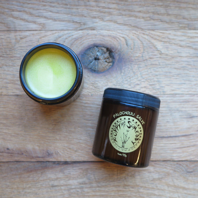 harmonious palochouli salve by Poppy and Someday - FOUND&MADE