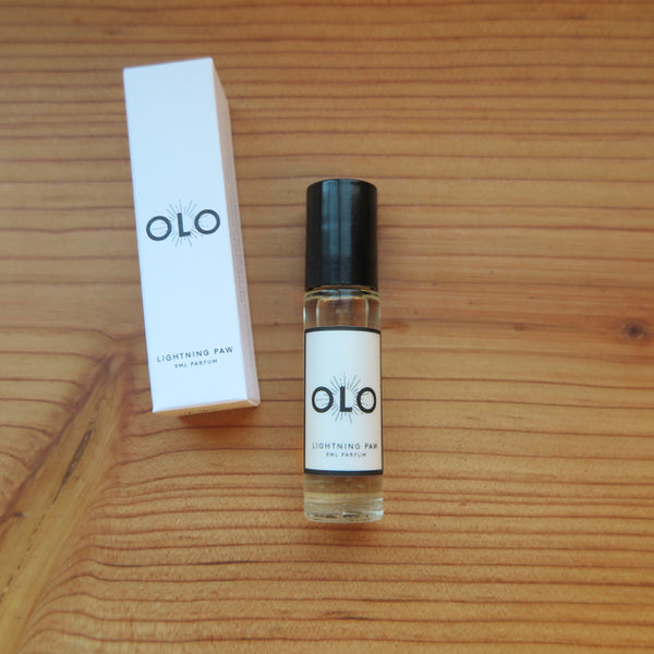 free spirited feminine light paw OLO Fragrance - FOUND&MADE