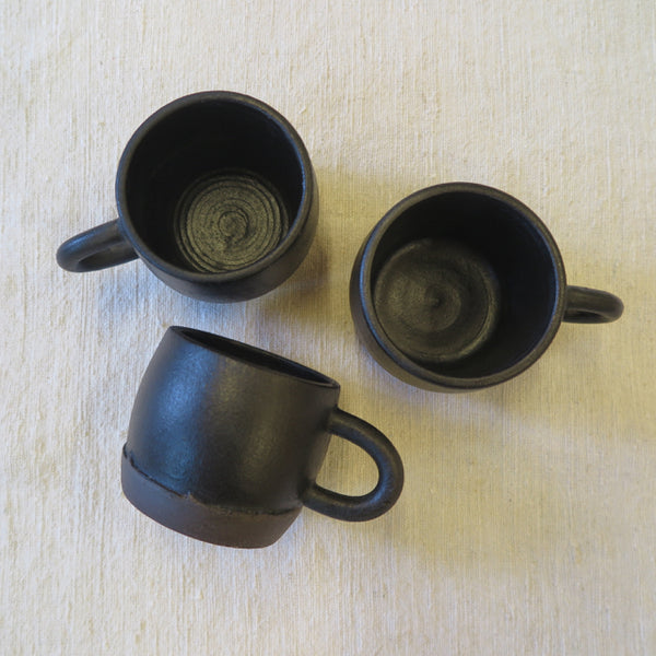 handmade coffee cups -  Beanpole Pottery